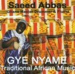 GyE NyamE CD by Saeed Abbas